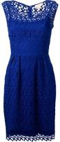 Collette Dinnigan Collette By 'Daisy Chain' crochet dress