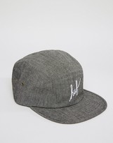 Huf Cap Crosshatch Chambray Script Volley