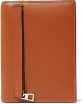 Loewe - Zipped Leather Bifold Wallet