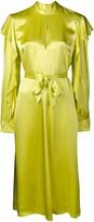 Golden Goose mock neck dress