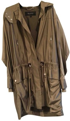 Gucci Brown Trench Coat for Women