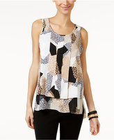 Alfani Layered Top, Only at Macy's