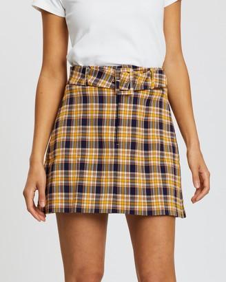 Capulet Lanora Mini Skirt