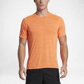 Nike Dry Miler Men's Short Sleeve Running Top
