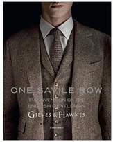 Flammarion One Savile Row Book