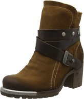 Fly London Womens Lok Camel Suede Boots EU