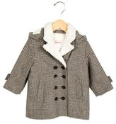 Cacharel Boys' Wool Double-Breasted Coat w/ Tags