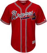 Majestic Men's Atlanta Braves Replica Cool Base Jersey