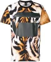 G Star G-Star Tiger print T-shirt