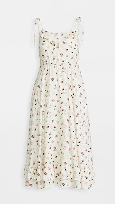 Warm Rosie Dress