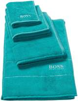 HUGO BOSS Plain almond face cloth 30x30