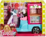 Barbie Bistro Scooter, Black