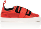 Paco Rabanne WOMEN'S LEATHER SNEAKERS