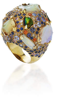 Sylvie Corbelin M'O Exclusive: One-Of-A-Kind Ramdam Ring