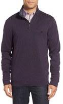 Ted Baker Men's 'Valerio' Quarter Zip Pullover