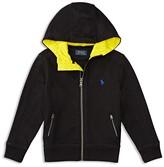 Ralph Lauren Boys' Fleece Hoodie - Sizes 4-7