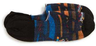 Smartwool Curated Mirrored Mirage No Show Socks (Limited Edition)