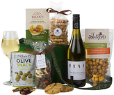 John Lewis White Wine and Nibbles Gift Box