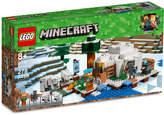 Lego Minecart Polar Igloo Set
