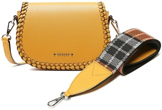 Oryany Bentley Crossbody - Shadow Yellow