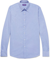 Ralph Lauren Purple Label - Cameron Button-down Collar Cotton Oxford Shirt