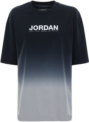 Nike Over Jordan Cotton T-Shirt