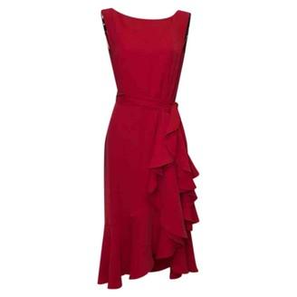 Carolina Herrera Red Dress for Women