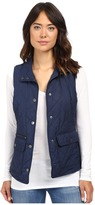 Pendleton Quilted Snap Vest