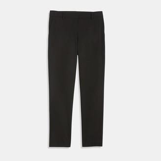 Theory Treeca Pant in Good Wool