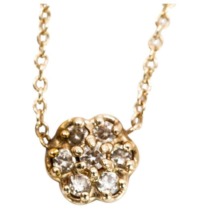 ginette_ny Yellow gold necklace
