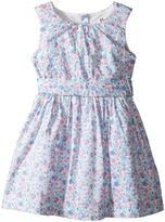 Hatley Garden Floral Lined Party Dress Girl's Dress