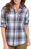 Dickies Women's Plaid Shirt