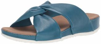 Romika Women's Florenz 10 Sandal Azure 36 Medium US