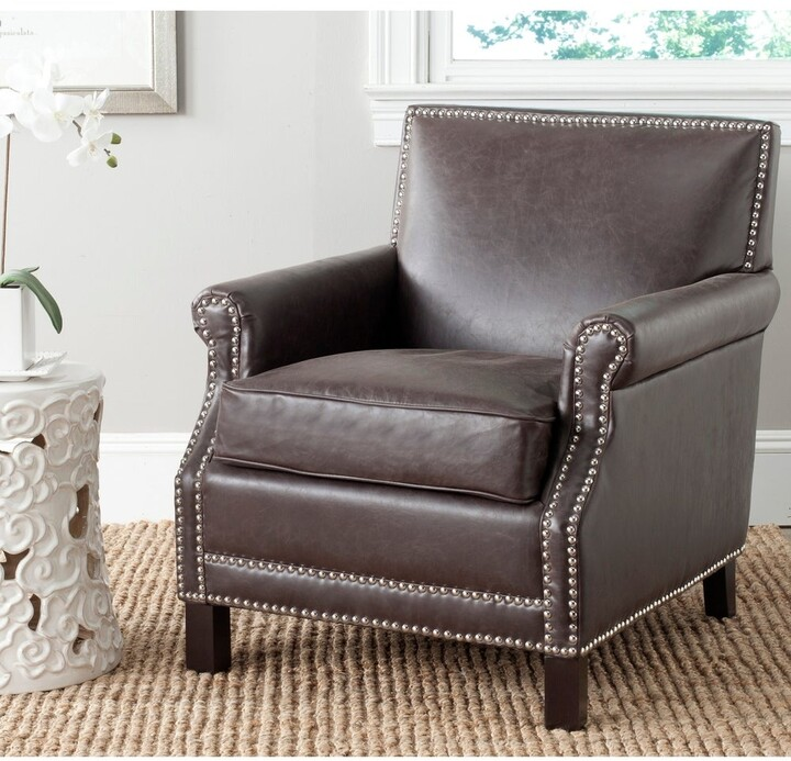 Antique Leather Club Chair Shop The World S Largest Collection Of Fashion Shopstyle