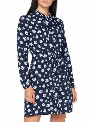 Springfield Women's 5.frq.Vestido Camisero Co-c/17 Party Dress