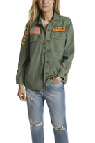 MadeWorn Rock The Rolling Stones Army Jacket