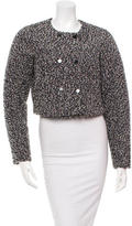 M Missoni Cropped Bouclé Jacket