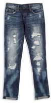Blank NYC Girl's Fit Of Rage Distressed Jeans