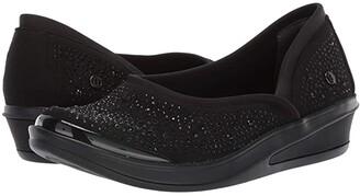 Bzees Moonlight (Black) Women's Shoes