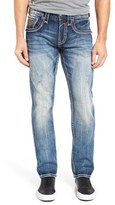Rock Revival Alternative Straight Leg Jeans