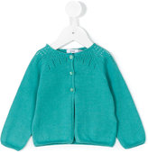 Knot - ajours cardigan - kids - Cotton - 1 mth