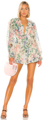 Zimmermann Verity Floating Romper