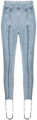 Isabel Marant High-Rise Skinny Jeans