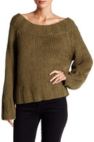 Free People Slouch Pullover