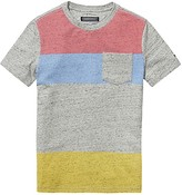 Tommy Hilfiger Th Kids Colorblock Tee