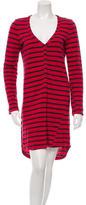 A.L.C. Wool Striped Dress