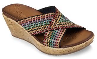 Skechers Delighted Wedge Sandal