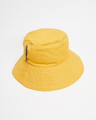 Double Rainbouu Gold Hats - Flop Top Hat - Size One Size at The Iconic