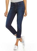 Levi's Mid Rise Skinny Crop Jean