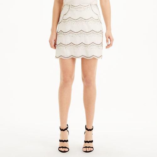Club Monaco Jadira Embellished Skirt